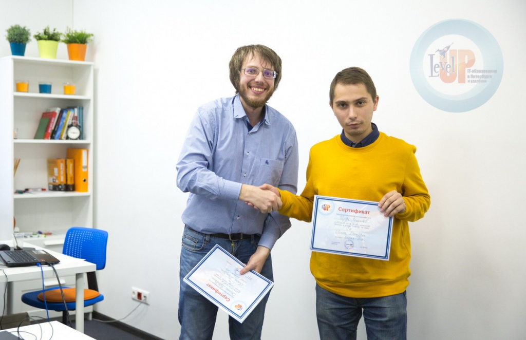 Курс C# Junior Developer. Level UP
